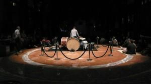 Danics Dóra a nagyszínpadon