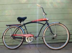 Egyedi kerékpár
