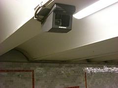 biztonsági beltéri kamera