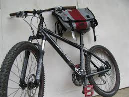 Praktikus kerékpár táska