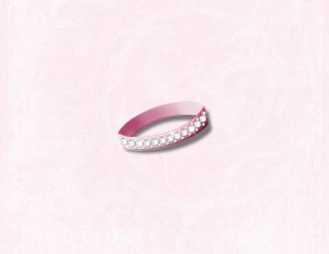 Az egyedi karikagyűrű megrendelhető!