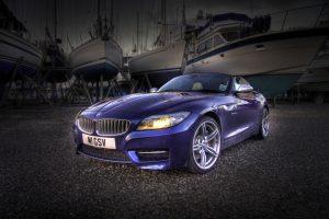 Vászonkép BMW Z4