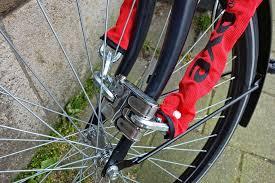 Bicikli zár