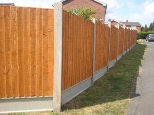 Esztétikus kerítés