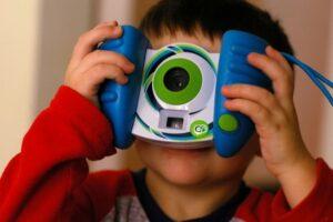 gyerek digitális kamera